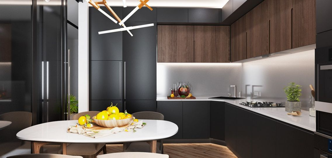 Sienna Charles tracks all the latest luxury home interior design trends and works with artists who are redefining luxury kitchens and homes