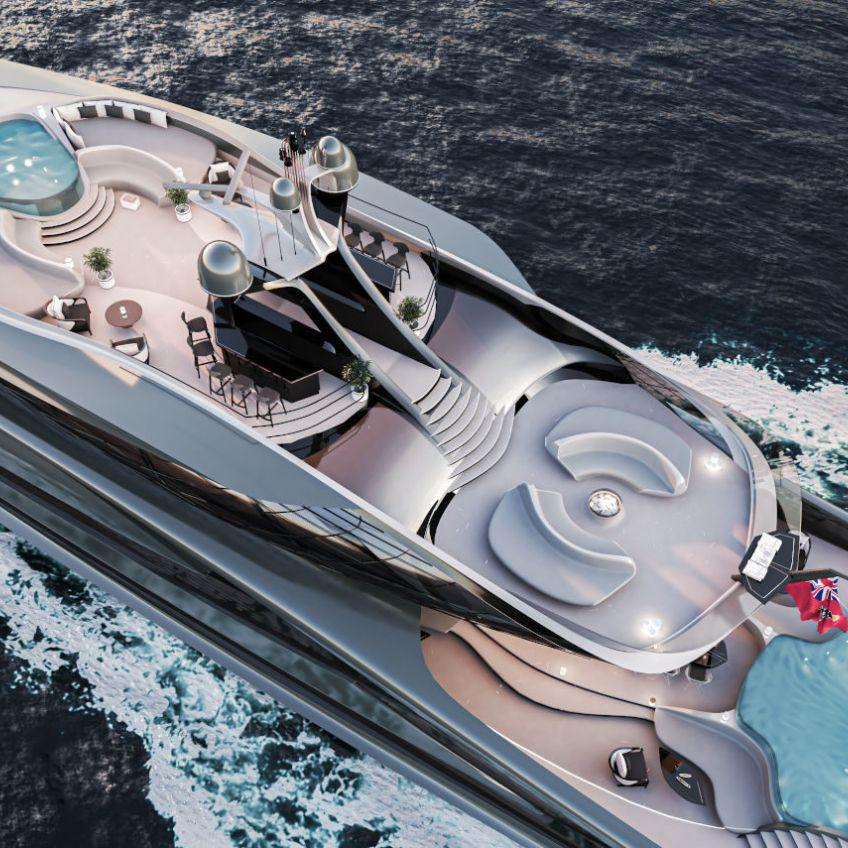 Superyacht Life   Latest Luxury Yacht Design Trends