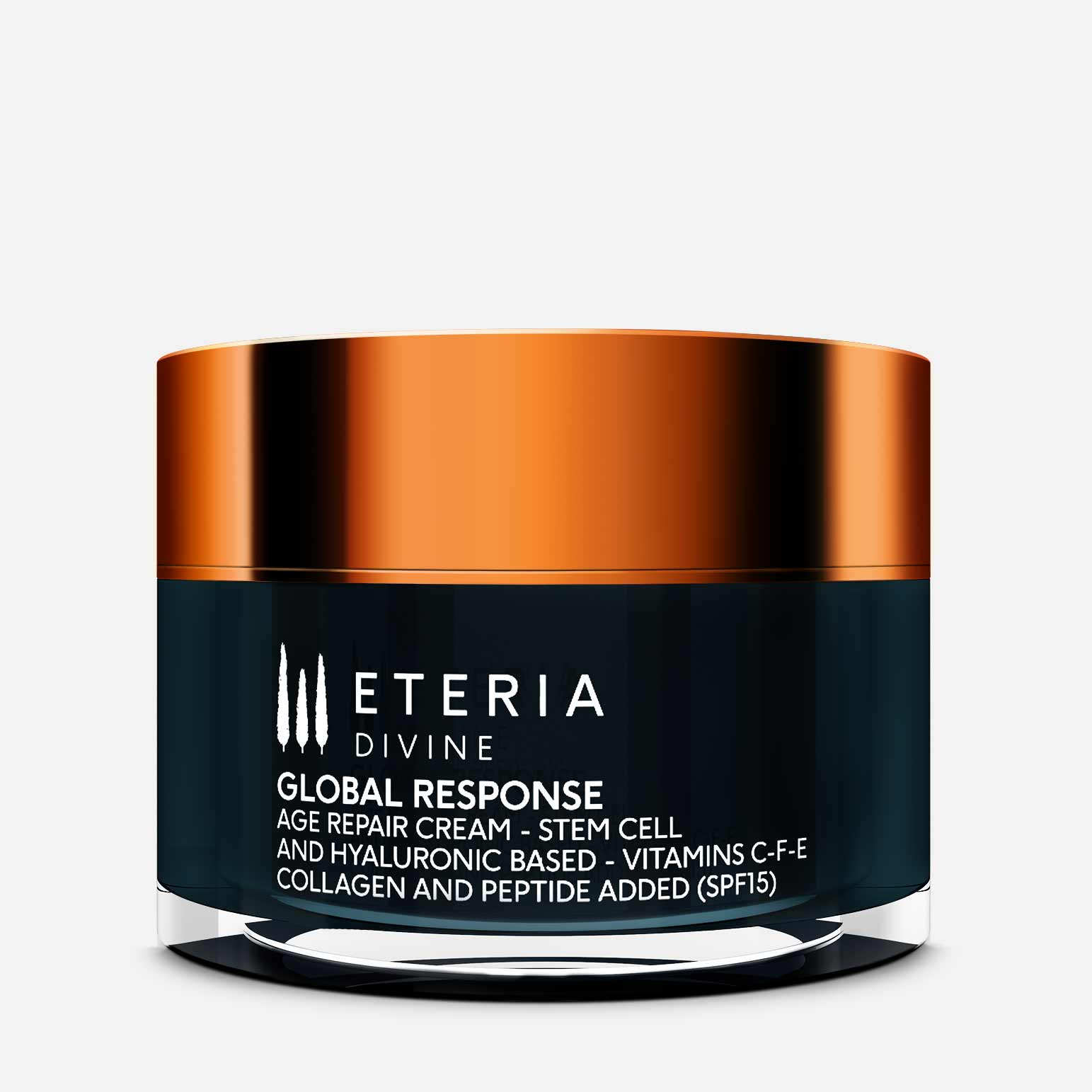 Top anti-aging luxury beauty treatments, such as the stem cell therapy cream by Eteria, fight off signs of aging with plant based ingredients