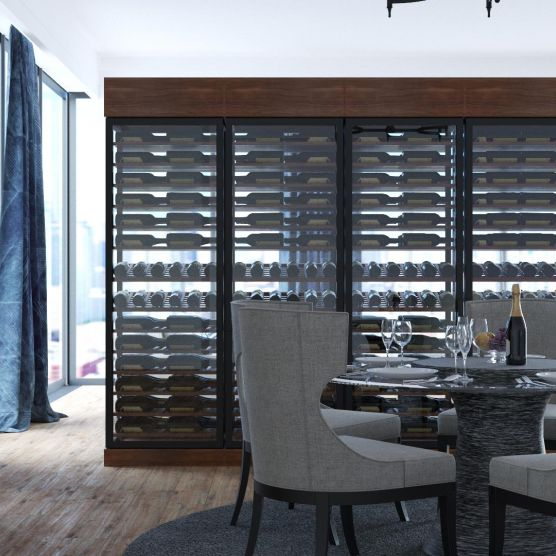 Building the Ultimate Wine Cellar