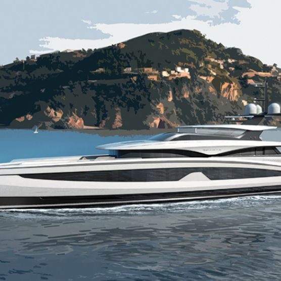 Project Sparta: The Megayacht Of The Future